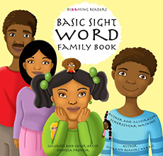 Basic Sight Word Family Book Cover