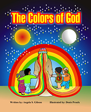 The Colors of God Cover