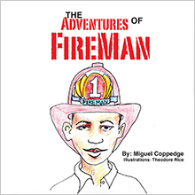 The Adventures of Fireman Book Cover