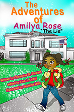 Cover of The Adventures of Amilya Rose